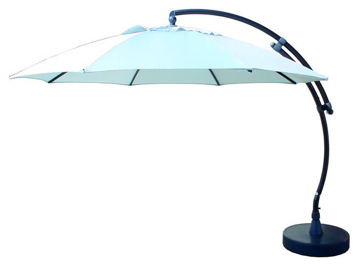 17 best images about parasols de jardin on pinterest taupe pools and toile - Meilleur parasol deporte ...