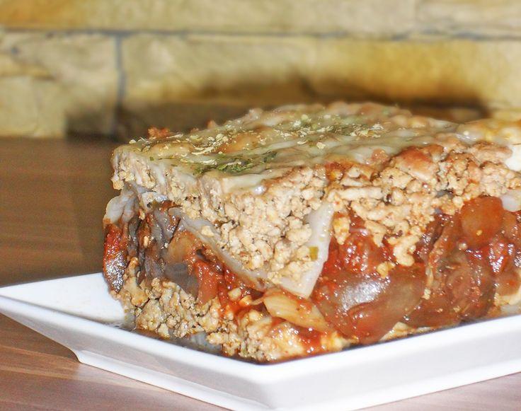Bolognai Lasagne NoCarb módra   Klikk a képre a receptért!