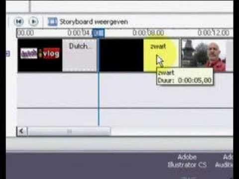 Dutchvlog - MovieMaker Tutorial 6/6
