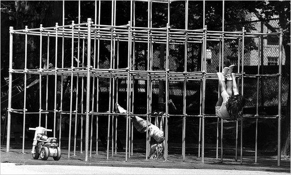 Jungle Gym - 1920 by Sebastian Hinton | Older than Mom ...