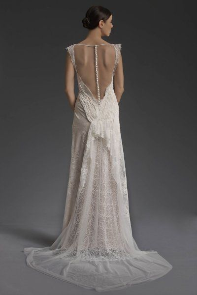 Victoria Kyriakides Bridal Collection, Torrents of Love