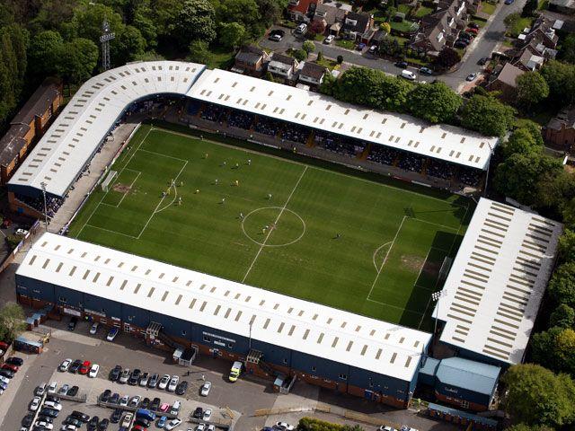 Gigg Lane - Bury FC- Bury, England