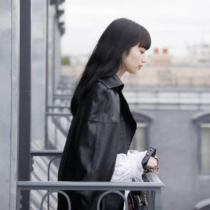 小松菜奈 CHANEL