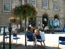 Bodmin - Bodmin hosts a range of events throughout the year © Wendy Venning