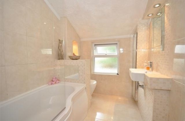 fine bathroom ideas cream m inside