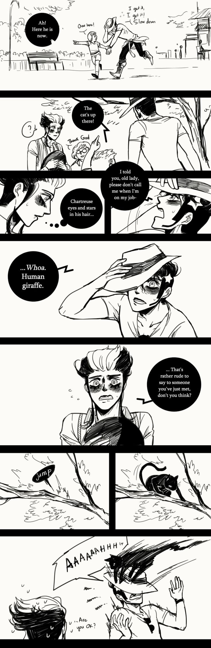 A Matter of Life and Death :: Special Episode: 1 Year Anniversary (Part 1) | Tapastic Comics - image 3