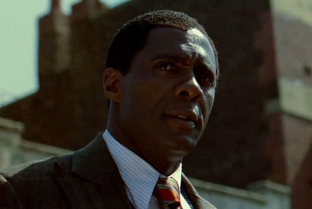 First Look At Idris Elba Playing Nelson Mandela In Long Walk To Freedom