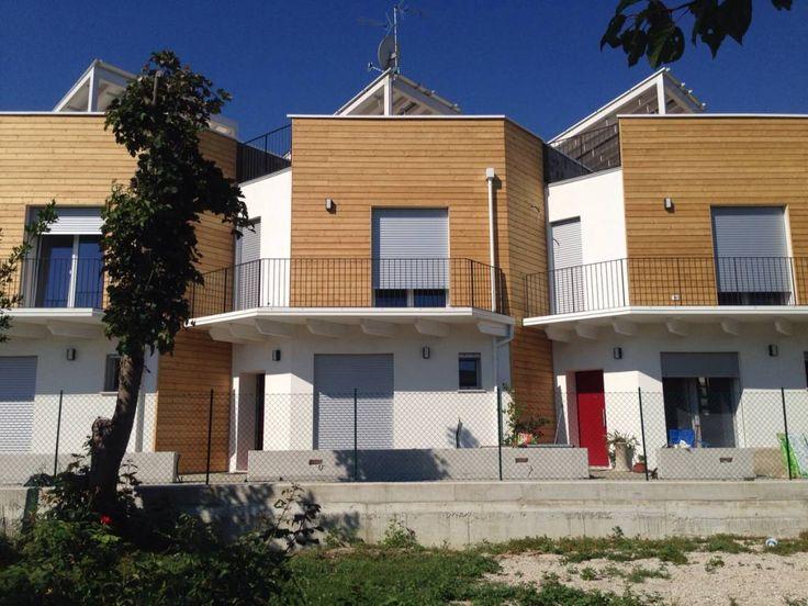 191 best straw bale house cob house strohballenhaus strohhaus leichtlehm images on - Ingressi case moderne ...