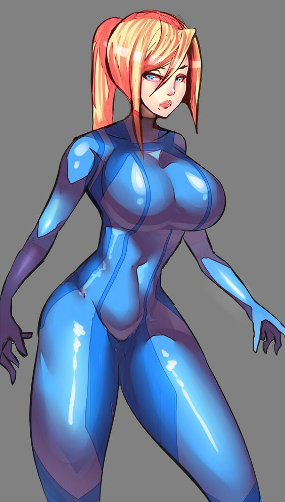 Zero Suit Samus Porn Pics 53