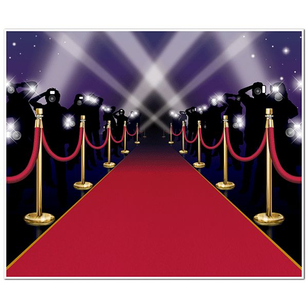 Roll Out The Red Carpet! Set Up For Awards Night In A