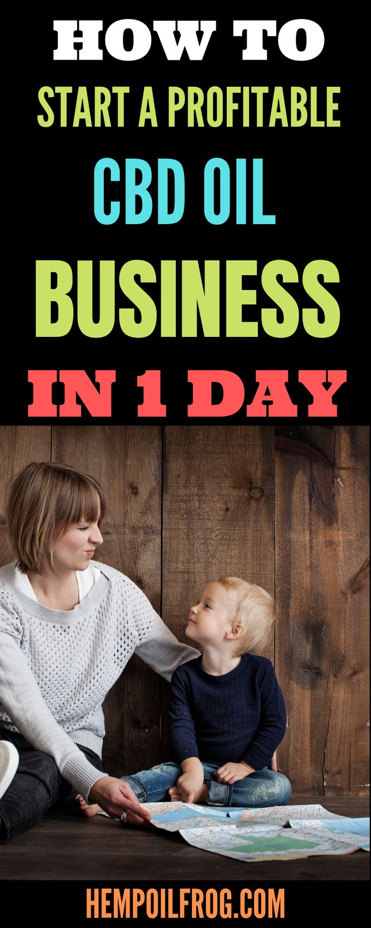 How to start a profitable cbd oil business in one day – Passive Income