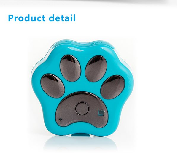 GPS Tracker For Dogs and Cats Never lose your pet again! - Paw Tracker - PawTracker - 1