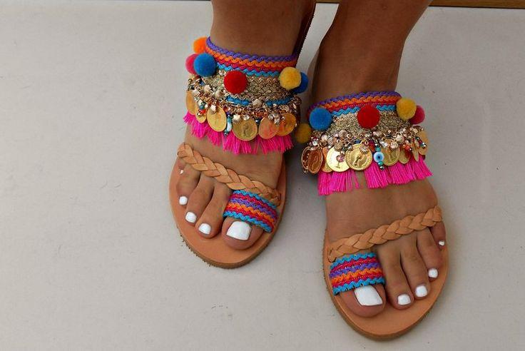 Summer Slip On Slippers in 2021   Popular sandals, Fashion