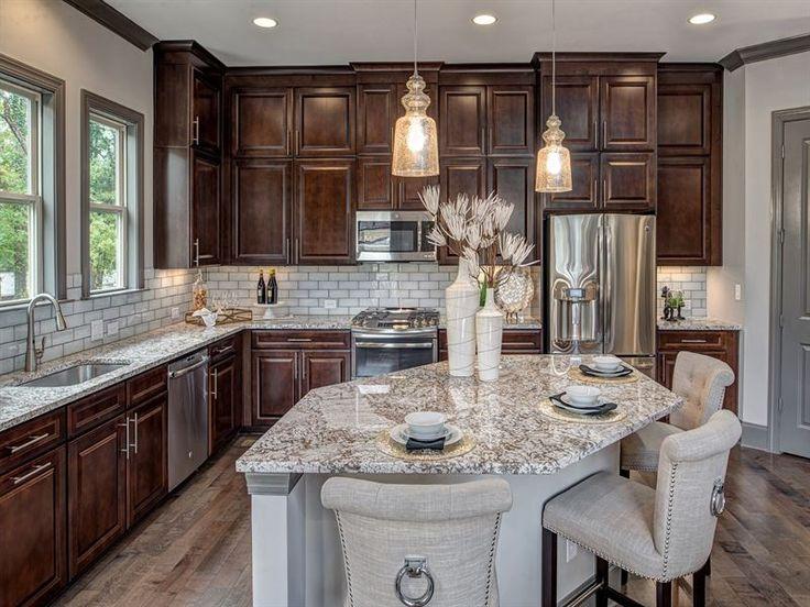 Beautiful Dark Kitchens 348 best kitchens ~ dark cabinets images on pinterest | dark