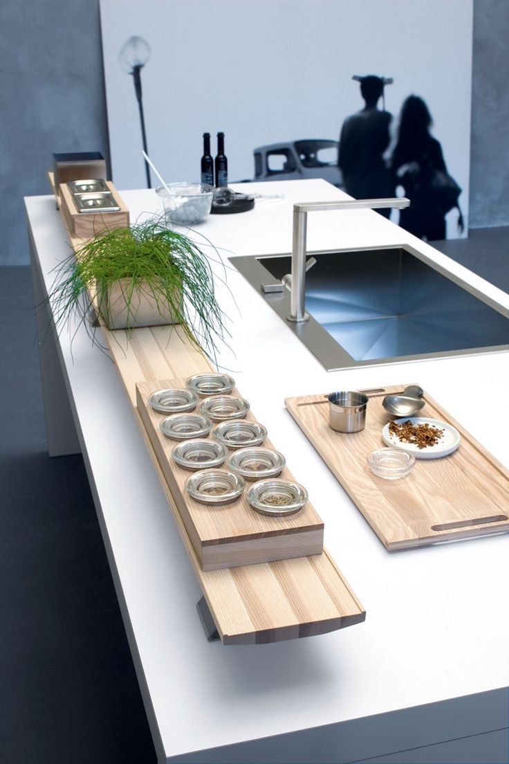 Modern kitchen accessories - Dynamic Accessories Make Cooking A Delight Inside Code Kitchen Decoist