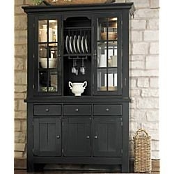 black hutch kitchen hutch kitchen dining dining rooms hutch ideas
