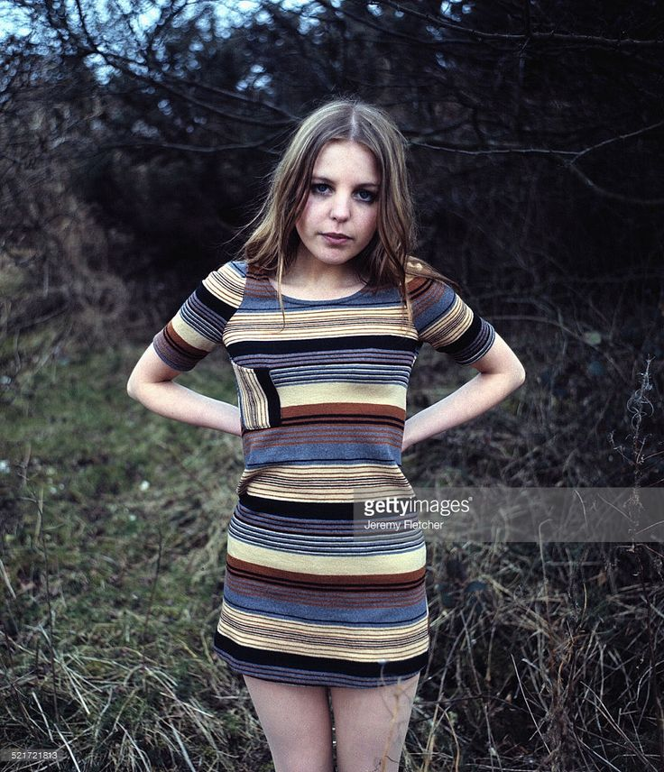 English actress Sally Thomsett, Brighton, 1978.
