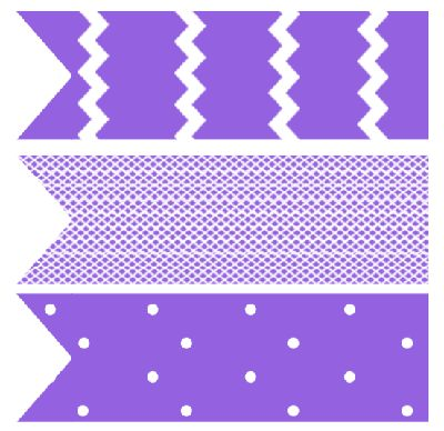 free printable baby shower cupcake flag toppers purple