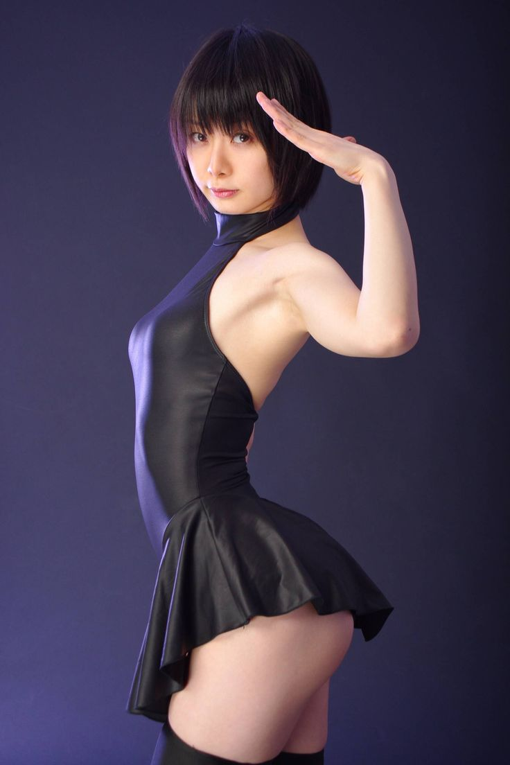 Beautiful cosplay asian iiniku ushijima - 3 9