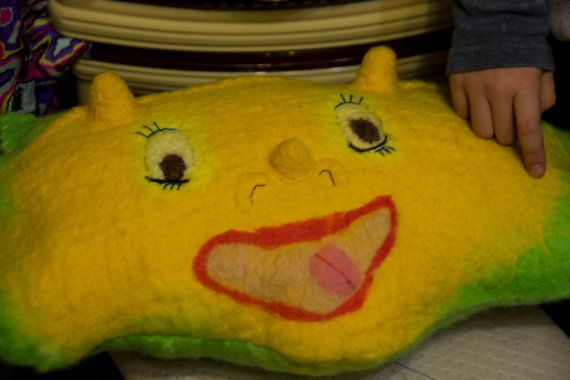 "Подушка для дома ""Динозавр"""