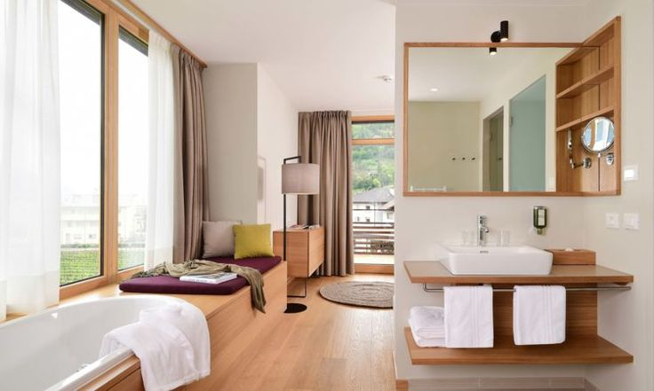 Spend your holiday in South Tyrol at the 4 star spa and yoga Schwarzschmied Hotel in Merano. Hiking, biking, activity and gourmet holidays in Lana.