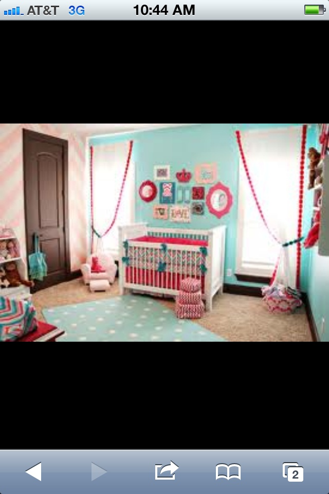 Gold teal nursery : Color ideas  nursery colors and pinterest