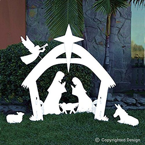 Read more reviews of the product by visiting the link on the image - outdoor angel christmas decorations