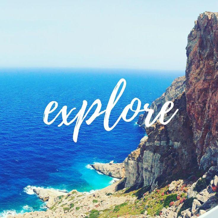 """7 """"Μου αρέσει!"""", 1 σχόλια - Irena World Traveller 🌎✈️ (@irena.traveller) στο Instagram: """"Such a view...Folegandros - Greece . . . . . #folegandros #greece #ig_greece #igers #happy…"""""""