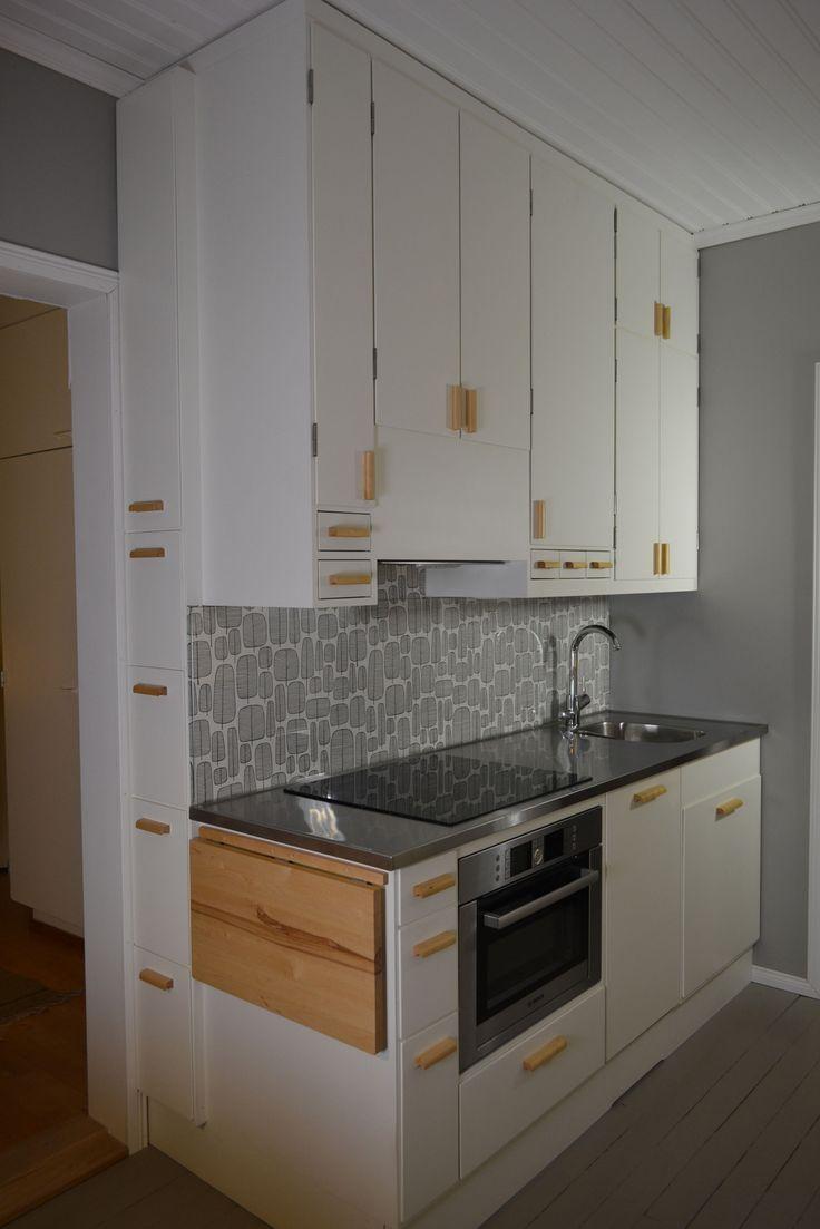 50-luvun keittiö - Vanhanajan keittiö - Keittiö mittatilaustyönä