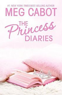 """BBReview: """"The Princess Diaries 1: The Princess Diaries"""" by Meg Cabot - on Book Bite Reviews"""