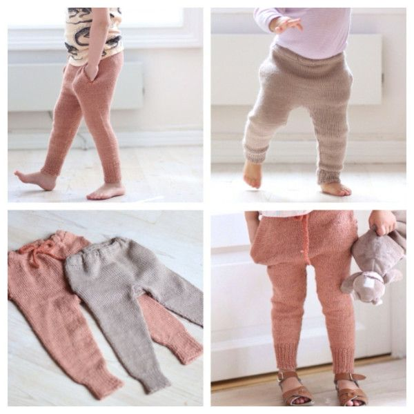 Pattern on PDF for Simpelthen bukse / Simply pants.   Sizes: Approx 1,2,3,4,5,6 years Yarn: Babysilk from Du Store Alpakka , approx 2(2)3(3-4)4(4-5) skeins Need