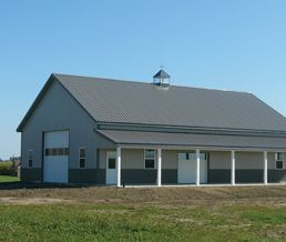 Price a completely custom pole barn. Instant online pole barn quotes