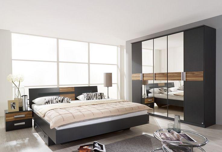 Schlafzimmermöbel kaufen großen ablagen haben fünf türen