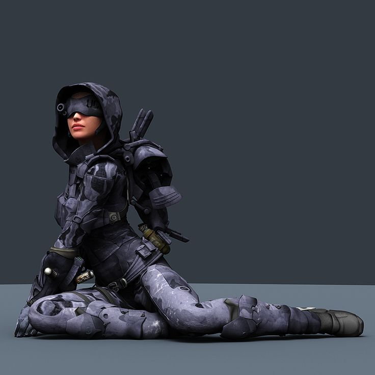 futuristic women females - photo #11