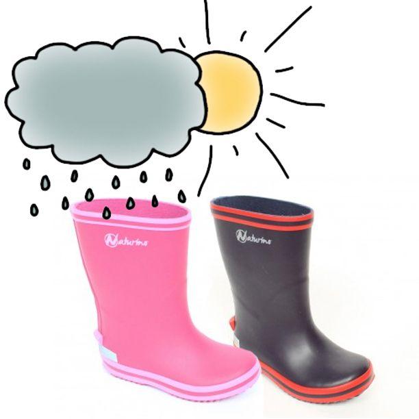 De leukste regenlaarsjes! #naturino #pr4kids
