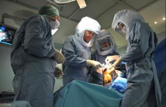 Récupération rapide après la pose d'une prothèse de hanche ou de genou