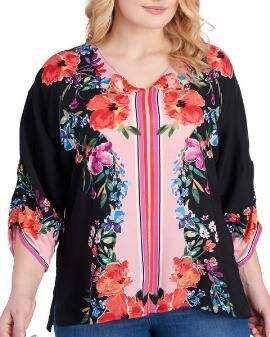 Women\'s New Arrival Plus-Size Clothing | Stein Mart | Flowers ...