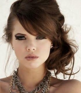 Mujer: Estilo y Belleza: Peinados Recogidos - Fiesta de Promoción y Graduación 2014