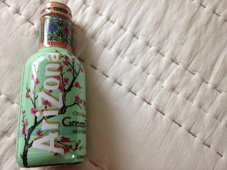 MyEcoBeauty: Arizona Green Tea with Honey