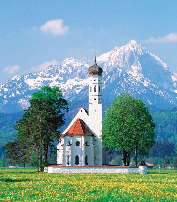 Bavaria, Germany.. this was so pretty.