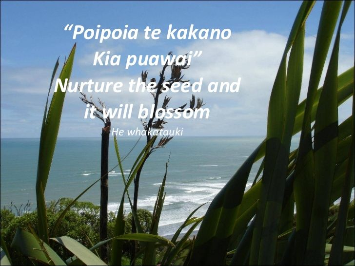 whakatauki about learning - Relevent quote to use in my learning stories
