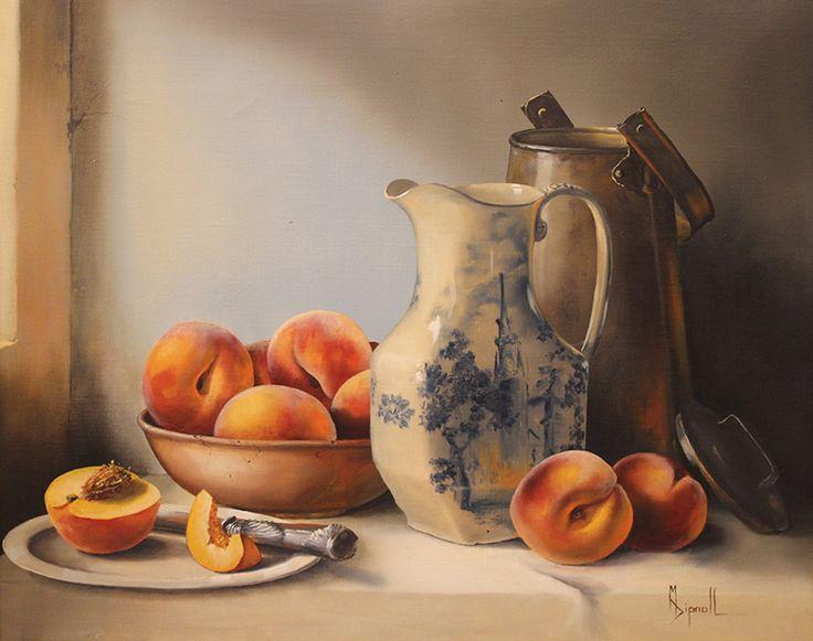Mary Dipnall — Peaches & Cream
