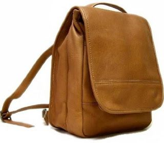 sister missionary multipurpose bag - doubles as backpack and messenger bag