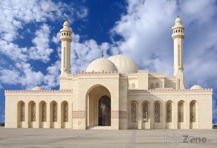 Manáma, mešita Al-Fatih (Bahrajn)