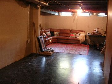 Basement On A Tight Budget For The Home Pinterest