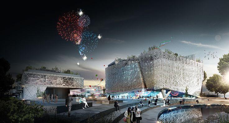 Pabellón de Italia - EXPO MILÁN 2015