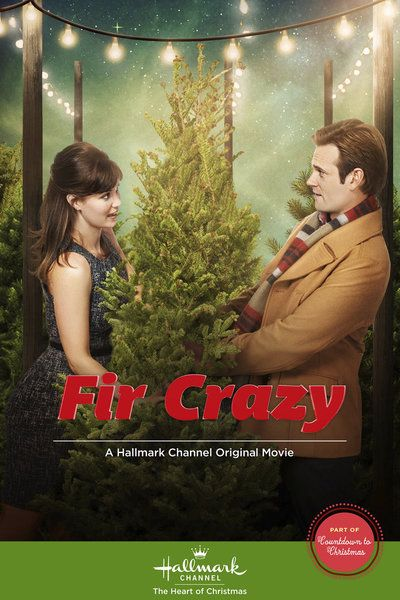 Hallmark Movie - Fir Crazy I don't care that I've seen the Hallmark movies over and over I love watching them every Christmas season.