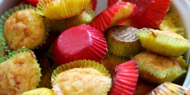 Mini wortelkaasmuffins   Baby & Dreumes Eetfestijn