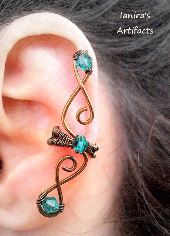 71 Best Images About Cool Earings Ear Cuffs Elf Ears Game Of Thrones And