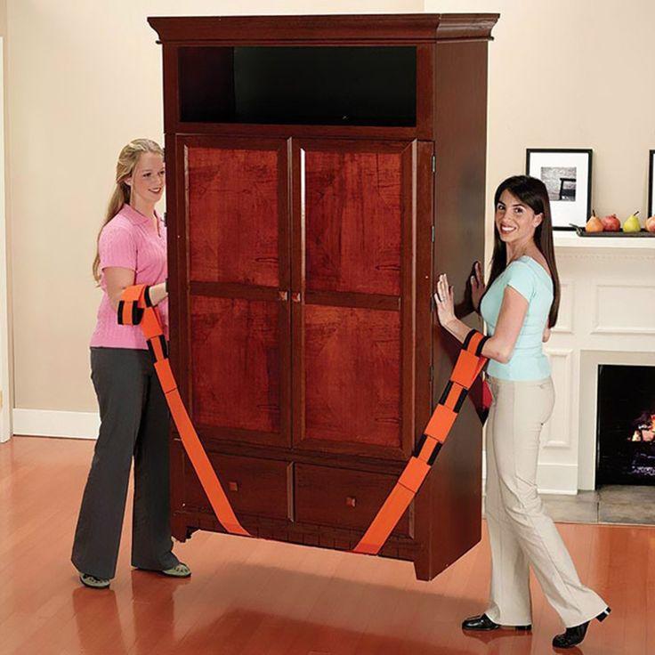 2x Lengan Bawah Lifting Pindah Strap Transportasi Furniture Sabuk Lebih Mudah Membawa Tali Harga Murah